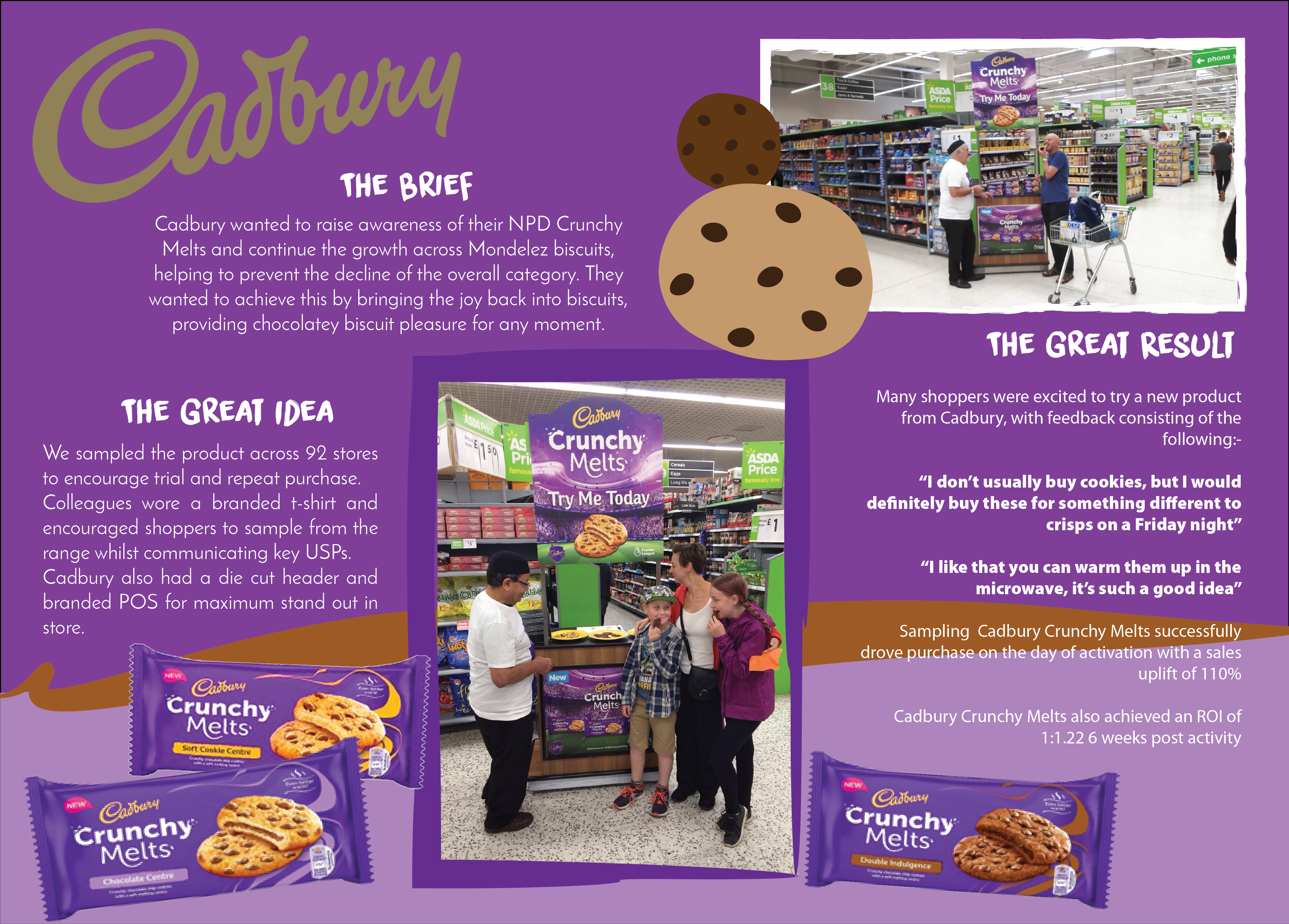 cadbury case analysis Cadbury dairy milk has been around for over a century and is nothing short of a national treasure but no brand, no matter how popular, comfortable or.